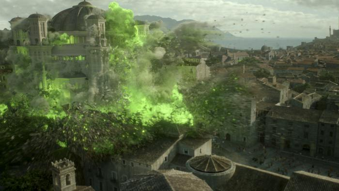 Game of Thrones – Winterfell wird in Flammen stehen