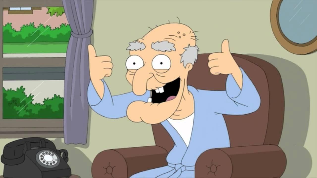 Die 10 witzigsten Family Guy Charaktere