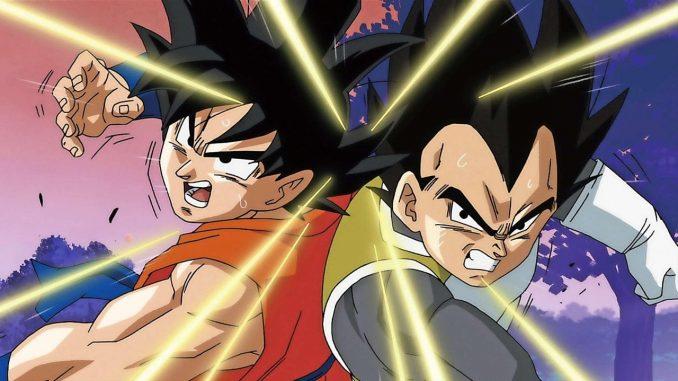 Seit Dem Finale Des Universal Survival Arcs Und Zugleich Dragon Ball Super Anime
