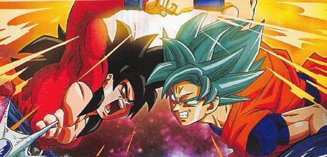 Brandneues Visual zum Dragon Ball Heroes-Anime aufgetaucht