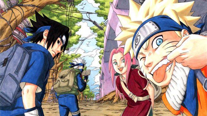 Netflix veröffentlicht alle Naruto Episoden auf einmal
