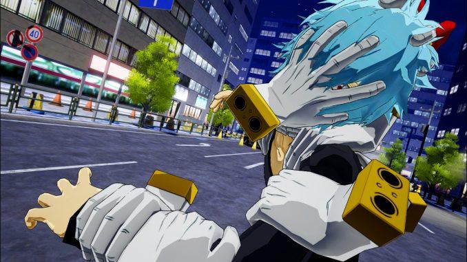 """My """"Hero One's Justice""""-Spiel veröffentlicht Teaser zu Shigaraki Tomura"""