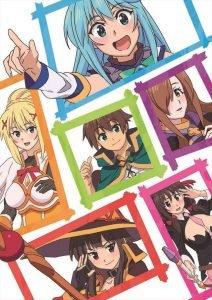 Erster Film zum KonoSuba-Anime angekündigt