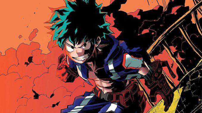 """My Hero One's Justice"" Trailer offenbart Releasetermin"