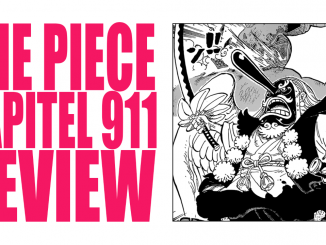 One Piece Kapitel 911 Review / Analyse | Romance Dusk