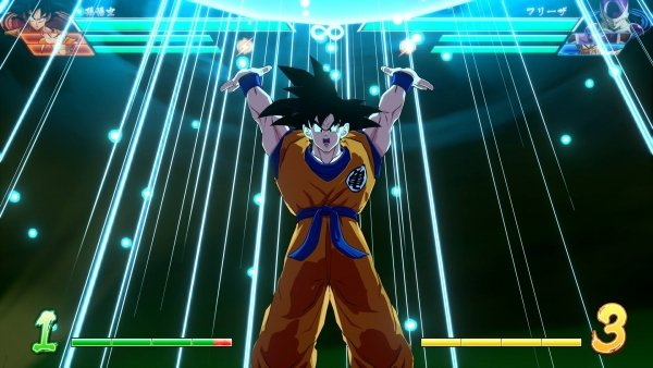 "Erste Screenshots zu ""Dragon Ball FighterZ"" DLC-Charakteren Son Goku und Vegeta erschienen"