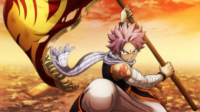"Finale ""Fairy Tail"" Staffel startet im Oktober & Visual"