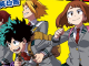 "Neue Light-Novel Reihe ""My Hero Academia: School Briefs"" angekündigt"