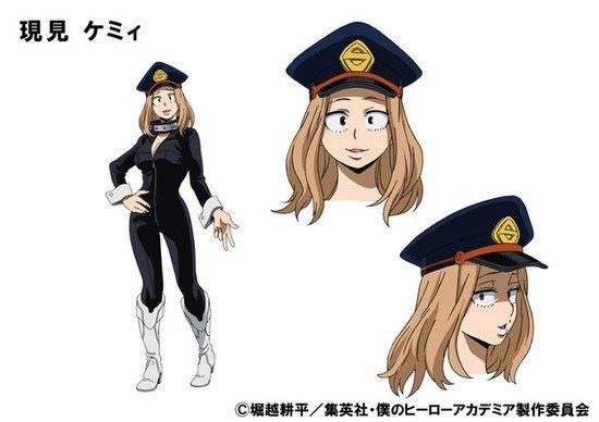 """""""My Hero Academia""""-Anime veröffentlicht Trailer und Charakterdesigns zur 2. Hälfte der 3. Staffel"""