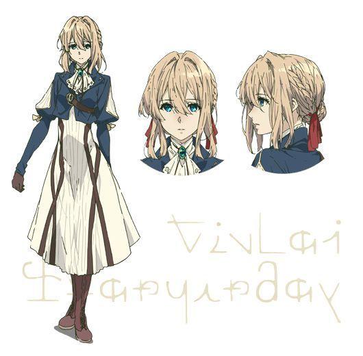 """Erster """"Violet Evergarden"""" Film angekündigt"""