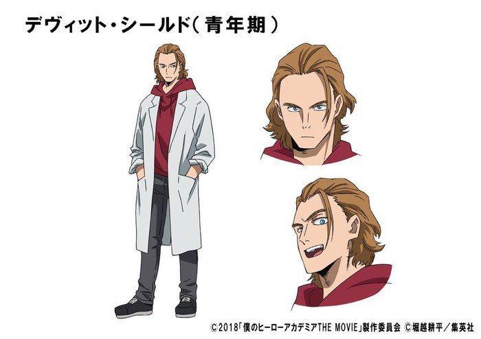 """""""My Hero Academia: Two Heroes"""" - Neuer Charakter und Spin-Off Manga zum Film enthüllt"""