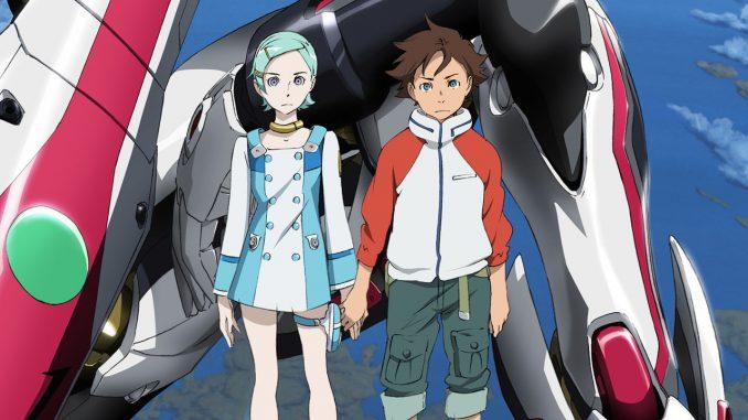 """Old School-Anime """"Eureka Seven"""" zukünftig auf ProSieben MAXX"""