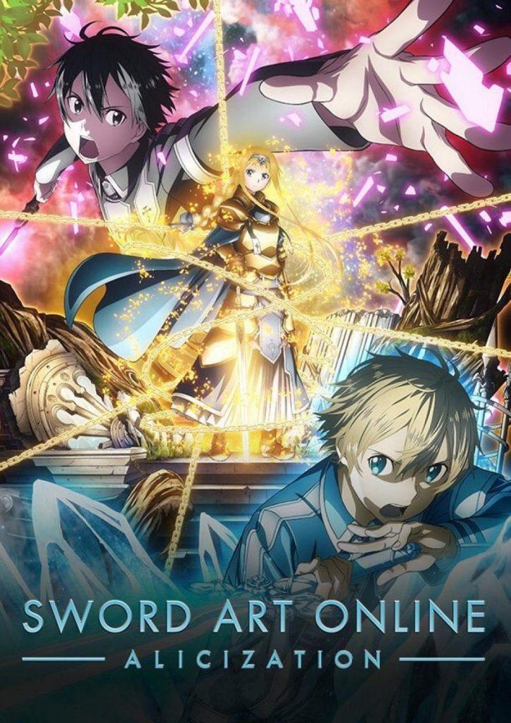 Sword Art Online: Alicization - Trailer und Visual erschienen