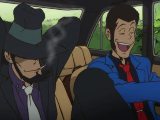 "Neues Visual zum ""Lupin the Third: Part 5""-Anime erschienen"