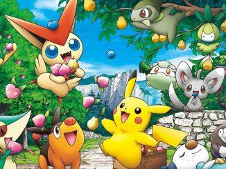 Weißt du welcher Generation diese Pokémon angehören?