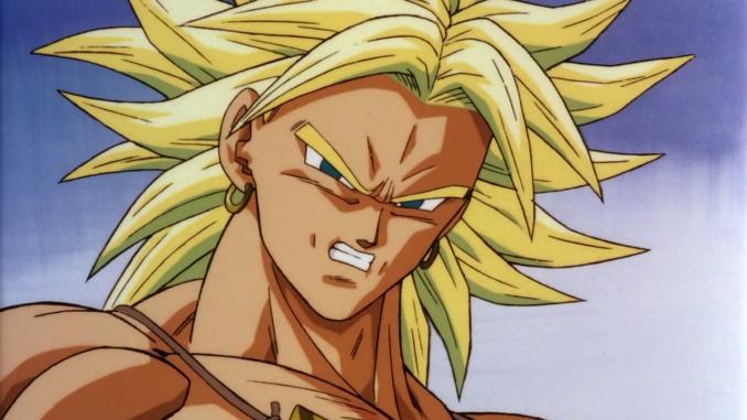 """Dragon Ball Super: Broly"" - Neue Artworks präsentieren Broly in Kampfbereitschaft"