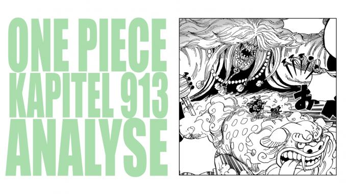 One Piece Kapitel 913 Review / Analyse | Romance Dusk