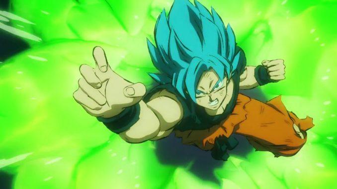 """""""Dragon Ball Super: Broly"""" Interview bestätigt aktuelle Powerlevel von Goku und Vegeta"""