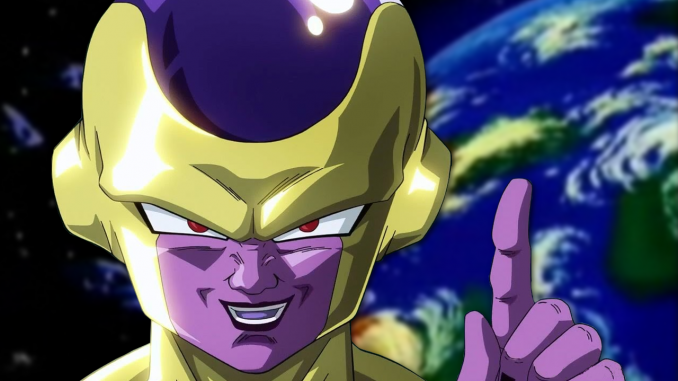 """Dragon Ball Super: Broly"" enthüllt Panorama des Planeten Vegeta"