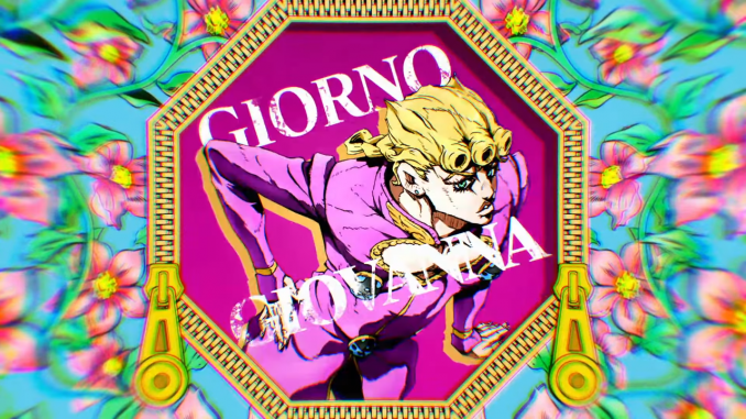 """JoJo's Bizarre Adventure: Golden Wind"" - Part 5 enthüllt Starttermin"