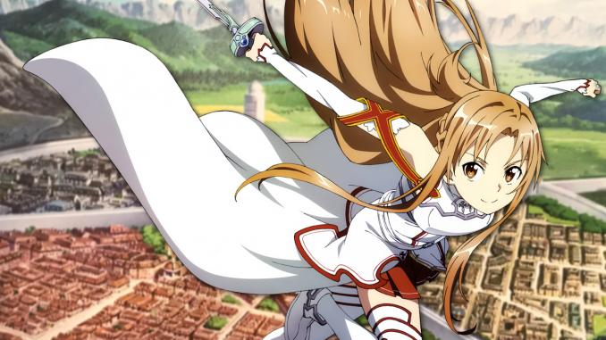 """Neue """"Sword Art Online: Alicization"""" Bilder verweisen auf zwei Städte"""