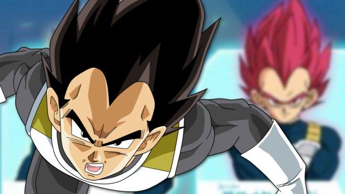 """Dragon Ball Super: Broly"" gewährt neuen Einblick auf Super Saiyajin God Vegeta"