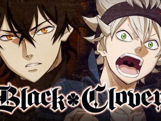 """""""Black Clover""""-Anime erhält Fortsetzung über Herbst hinaus"""