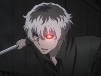 """2. Staffel """"Tokyo Ghoul:re"""" gibt Starttermin preis"""