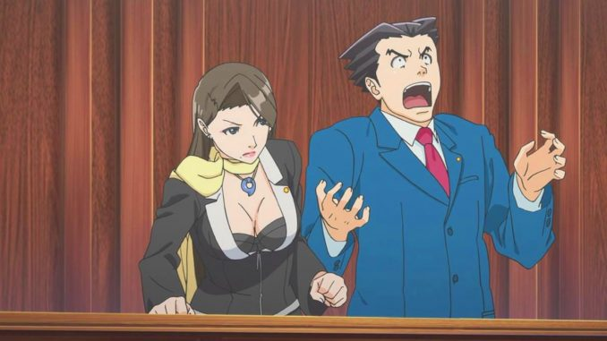 """""""Ace Attorney"""" - Staffel 2 enthüllt kurzen Teaser"""