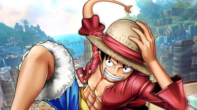 One Piece: World Seeker - Story-Trailer zeigt neue Mitstreiter und Feinde auf Tokyo Game Show 2018