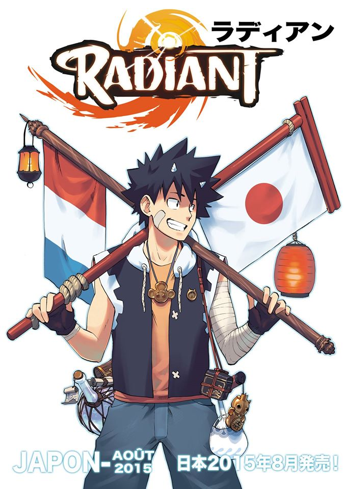 """Radiant""-Anime präsentiert neuen Trailer"