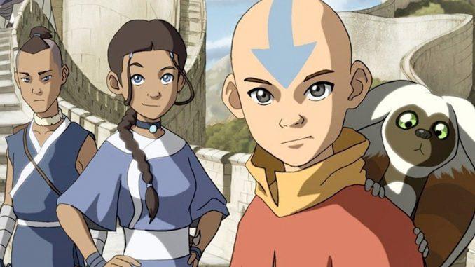 Netflix plant neuen Avatar: Der Herr der Elemente Live-Action-Film in gut