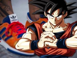"""So bekommst du die ersten beiden """"Dragon Ball Z""""-Sneaker von Adidas"""