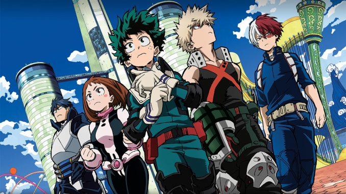 """My Hero Academia: Two Heroes"" unter Top 10 der erfolgreichsten Anime-Filme aller Zeiten in Nordamerika"