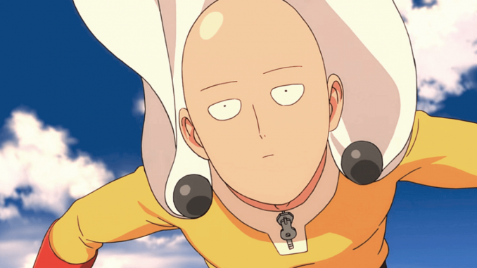 """5 Fakten über Saitama aus """"One Punch Man"""""""