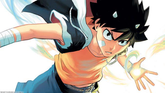 """""""Radiant""""-Anime zukünftig bei Crunchyroll"""
