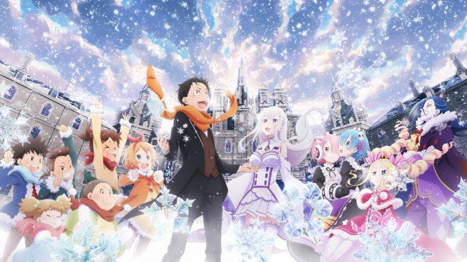 """""""Memory Snow"""" & """"Frozen Bonds"""" - Das müsst ihr zu den neuen Re:Zero-OVAs wissen"""