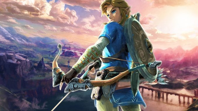 Bild zu: The Legend of Zelda: Breath of the Wild