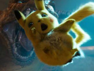 Bild zu: Pokemon Meisterdetektiv Pikachu