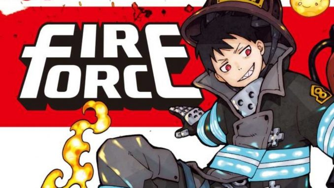 Bild zu: Fire Force