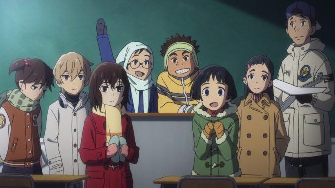 Erased - Die schönste Anime-Serie kommt im Winter zu Netflix