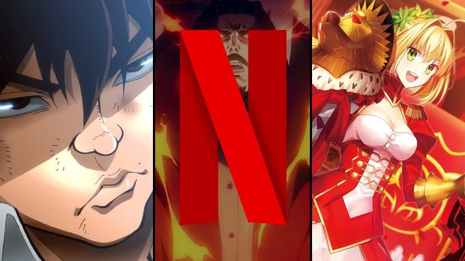 Anime Serien Liste