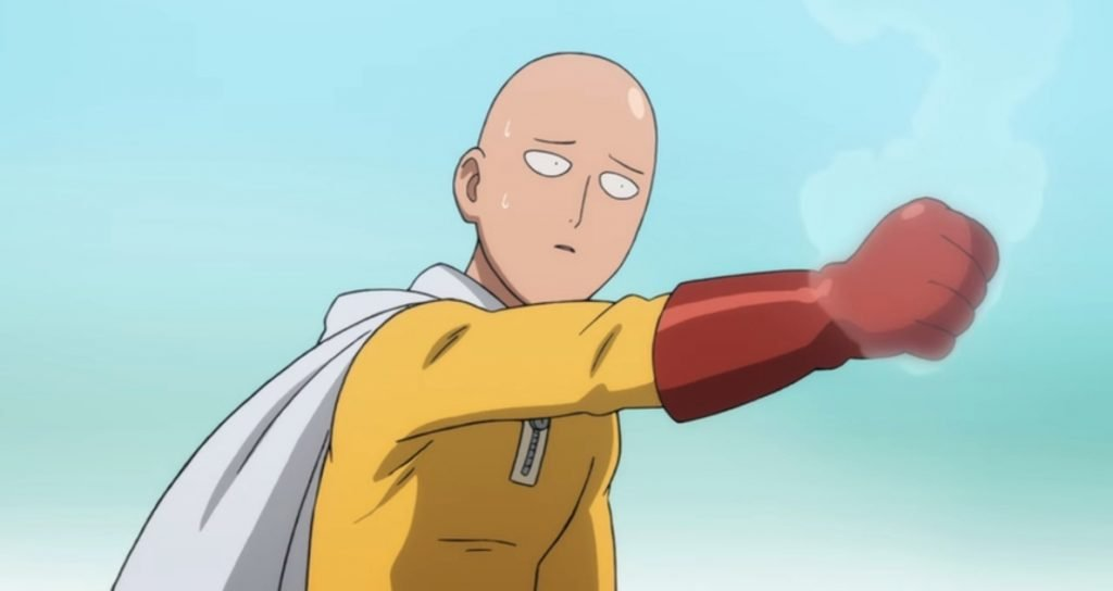 Bild zu: One Punch Man