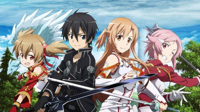 Sword Art Online: Die meistgeliebt/-gehasste Anime-Serie ab Neujahr bei Netflix