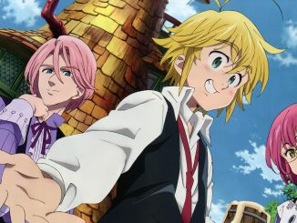 Wann startet The Seven Deadly Sins Staffel 4 bei Netflix?