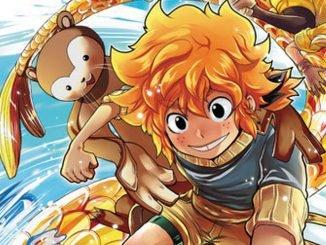Der erfolgreichste deutsche Manga - Goldfisch - wird zur Anime-Serie