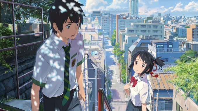 Your Name: So erfolgreich lief der Anime-Film im deutschen Fernsehen