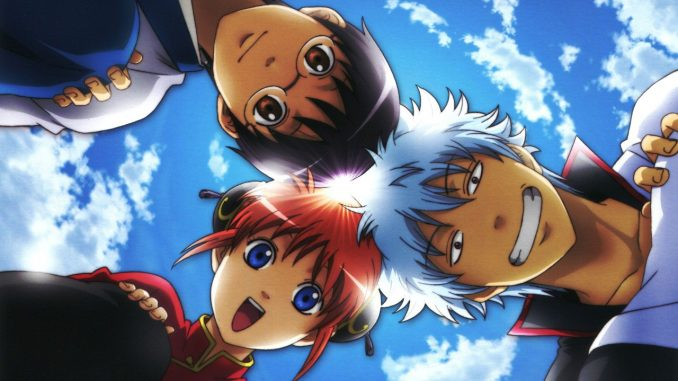Gintama: Diesmal ist es mit dem Manga wirklich vorbei