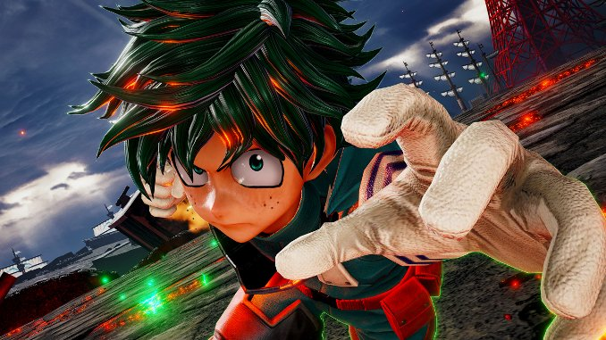Jump Force - Launch-Trailer bereitet uns auf allerhand Action vor