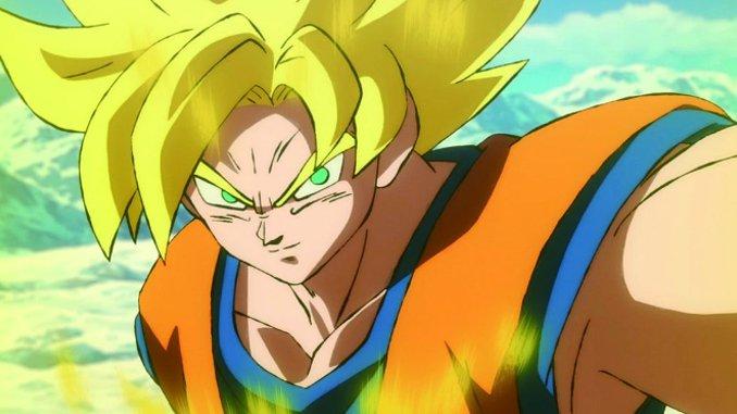 Dragon Ball Super: Broly - Saiyajins bleiben auf Überholspur